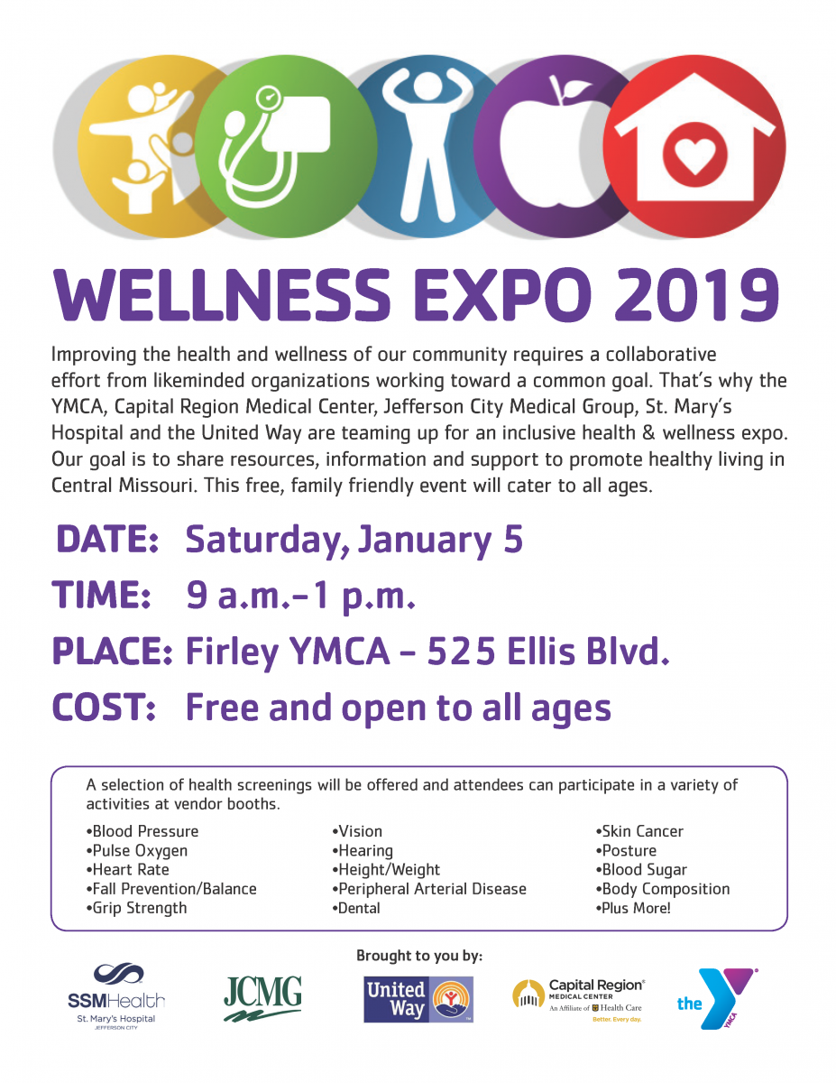 Wellness Expo 2019 | United Way of Central Missouri